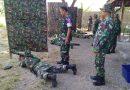 Terus Asah Kemampuan, Kodim Tulungagung Gelar Latihan Menembak TW II 2019