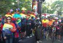 Pesan Danyonif 511/DY Melalui Kegiatan Fun Bike, Solidaritas TNI-Polri Dan Masyarakat Di Blitar Terjalin Dengan Baik