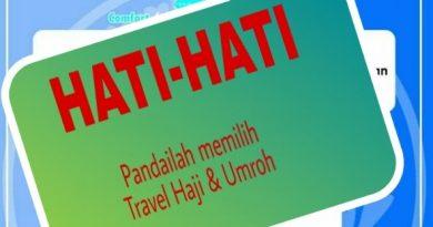 Tipu Tipu Travel Bodong