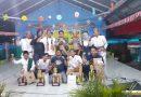Malam Puncak HUT RI 74, Danramil 06 Cempaka Putih  Ajak Generasi Muda Miliki Semangat Juang dan Semangat Gotongroyong