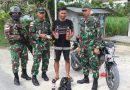 Tekan Kriminalitas Remaja, Satgas Pamtas 713/ST Amankan Miras di Arso