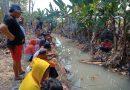 Calon Kades Kebonromo Tebar Ikan, Warga Padati Mancing Bareng