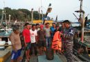 Lanal Jajaran Koarmada I Aktif Laksanakan Presuring Bahaya Kabut Asap bagi Pelayaran di Perairan Kepri
