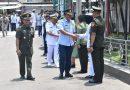 Danrem 081/DSJ Sambut Panglima TNI Ziarah ke Makam Sang Proklamator