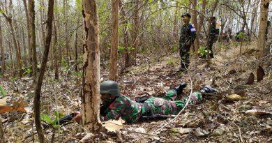 Tinjau UST, Danrem 081/DSJ : Prajurit Infanteri Harus Punyai Semangat dan Daya Juang