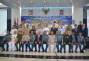 Koarmada I Sosialisasikan MNE Komodo 2020 pada Athan Negara Peserta