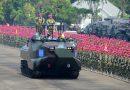 Kasal Pimpin Upacara HUT ke 74 Korps Marinir