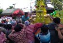 Dandim Beserta Istri Ikuti Prosesi Puncak Acara HUT ke-814 Tulungagung