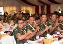 Dankormar Hadiri Rapim Kemhan TNI dan Polri TA 2020