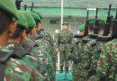 Minggu Militer, Dandim Ngawi Ingatkan Kembali Tentang Permildas Kepada Prajurit