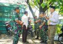 Dandim Ngawi Kunjungi Ponpes Gontor Putri Satu