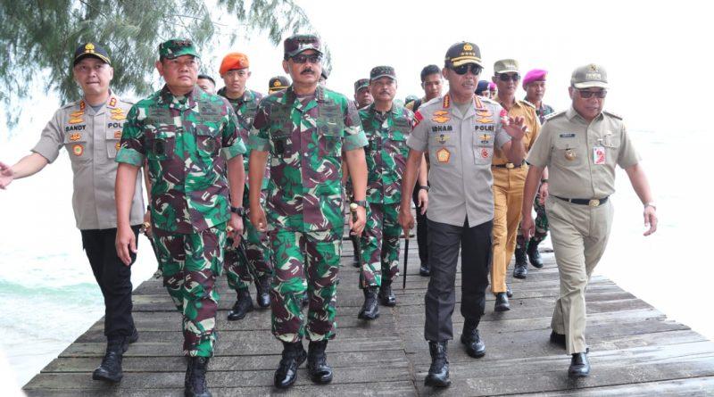 Dukung Observasi WNI di Pulau Sebaru   TNI Siapkan Kapal dan Helikopter