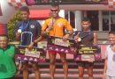Prajurit Yonangmor 2 Marinir Sabet Perak dalam ajang lari 8K Piala Danpasmar 2