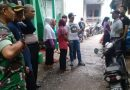 Pelda Basuki Dampingi Lurah Sambangi Warga Pasca Banjir