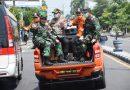 Kompak, TNI – POLRI Dan Pemda Madiun Bersinergi Perangi Virus Covid – 19