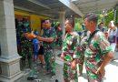 Anggota Satgas TMMD Kodim Ngawi Laksanakan Pemeriksaan Kesehatan
