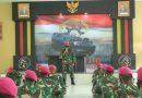 Jam Komandan, Danyonranratfib 2 Mar Beri Hadiah Prajurit Berprestasi