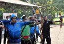 Pamen Menbanpur 2 Mar Rebut Juara 1 Lomba Panahan Pasmar 2