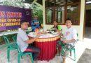 Danrem 081/DSJ Nikmati Hasil Jerih Payahnya Dengan Makan Siang Bersama anggota