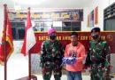 Prajurit Brigif 2 Marinir Satgasmar Ambalat XXV dan Tim SFQL Lanal Nunukan Tangkap Pengedar Narkoba