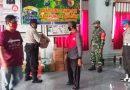 Babinsa Koramil 13/Kedunggalar Bantu Persiapkan Pembentukan Kampung Tangguh Di wilayah Kecamatan Kedunggalar