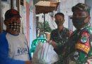 Babinsa Koramil 02/Sawah Besar Bersama Tiga Pilar Salurkan Bantuan Baznas DKI