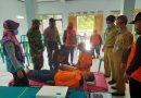 Babinsa Koramil 10/Sine Bersama Upt Puskesmas Sine Beri Pembekalan Relawan Kampung Tangguh