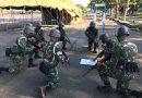 Mantapkan Latihan Rustaper, Yon POM 2 Mar Siap Diterjunkan Di Medan Operasi
