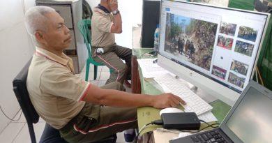 PNS Irda Merasa Tugasnya Semakin Mudah Berkat Dukungan Peralatan Dari Dispenad