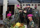 Kejutan Dankormar Untuk Korps Brimob di HUY 74 Bhayangkara