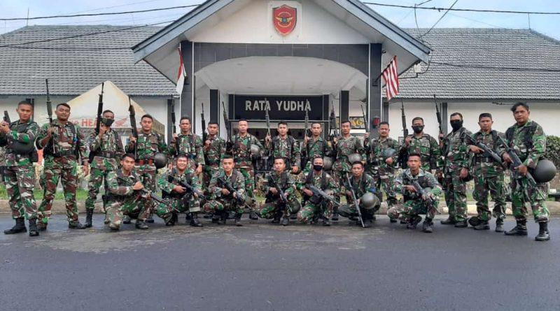 Batalyon Angmor 2 Marinir Raih Juara Tembak Ajang Binsat HUT Menbanpur 2 Mar ke 59