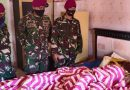 Bhakti dan Kepedulian Prajurit Figther Sejati Yonranratfib 2 Mar Kepada Pelda KKO (Purn) Evert Julius Van Kandow