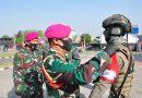 Apel Kesiapan Latihan Operasi Dukung Pasukan Khusus dan Latihan Operasi Dukung Pasukan Khusus Gabungan TNI AL