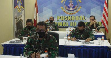 Wadan Lantaml III Vicon Exit Briefing Pangkoarmada I