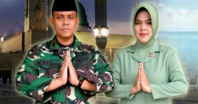 Dandim 0802/Ponorogo Berikan Ucapan Selamat Idul Adha 1441 H Kepada Keluarga Besar Kodim 0802/Ponorogo