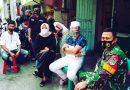 Danramil 08 JB Melayat ke Rumah Duka Ketua DMI Kecamatan Johar Baru