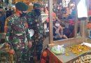 Serda Rubianto dan Pasukan BKO Serta Tiga Pilar Patroli di Blok 6 Pasar Senen