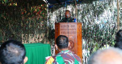 Latposko 1 Merak Jaya – XX Kodim 0805/Ngawi Resmi Di Buka