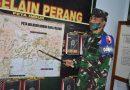 Ini Arahan Danrem 081/DSJ Kepada Pelaku Latihan Posko I Kodim 0805/Ngawi