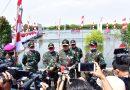 Peringatan HUT 75 Kemerdekaan RI di Posal Tanjung Pasir