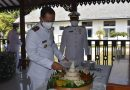 Peringati HUT TNI AL, Prajurit Yonkes 2 Mar Gelar Nonton Bareng dan Syukuran