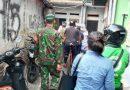 Babinsa Pegangsaan serta Jajaran Kelurahan Himbau Protokol Kesehatan pada Warga Binaan