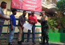Sadarkan Warga Akan Bahaya Covid, Tiga Pilar Serdang Kampanyekan 3 M