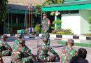 Ini Arahan Dandim Ngawi Pada Saat Berikan Jam Komandan Kepada Seluruh Anggota