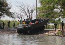 Ranpur Kapa K61 Uji Kedap dan Arung di Laut
