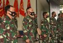 Dankormar Hadiri Pembukaan Latihan Armada Jaya XXXVIII TA 2020