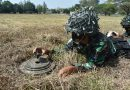 Prajurit Yonzeni 2 Marinir Berhasil Amankan Ranjau Anti Tank