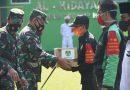 Dandim 0501/JP BS Pimpin Louncing KB TNI Sebagai Komponen Bangsa Pembantu PDMPK
