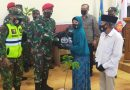 Bakti Sosial Penutupan Latihan Sat 81 Kopassus di Desa Tulungrejo