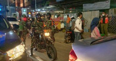 Operasi Cipta Kondisi Tertib Masker di Tanah Abang Temukan Belasan Pelanggar